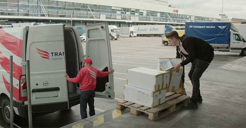 Training video: Secure air cargo delivery – the procedure – 2assistU
